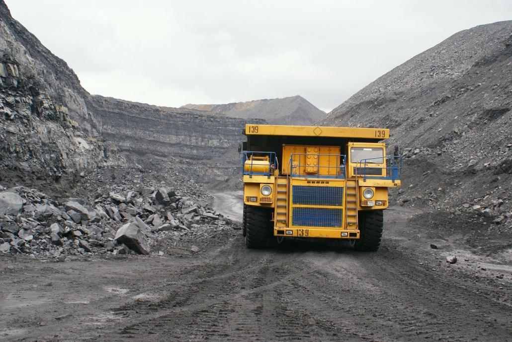 auto para mineria